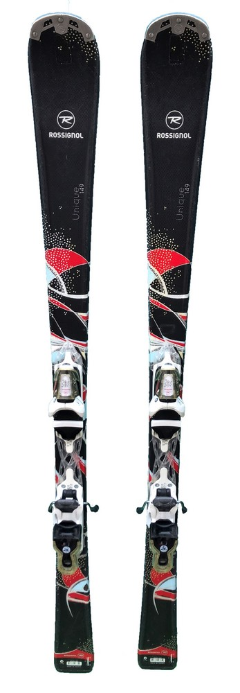 ski femme rossignol unique rental black