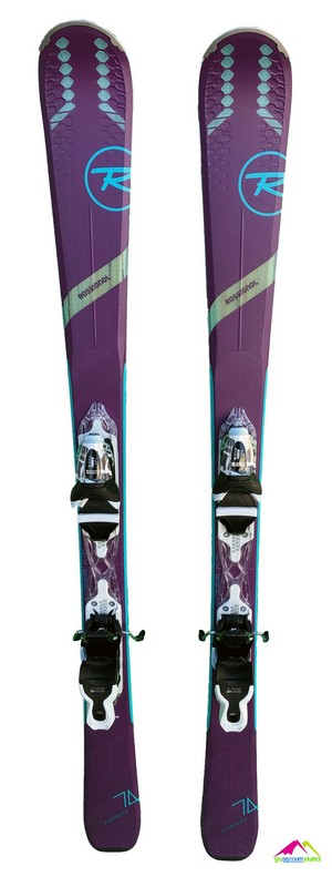 rossignol experience 74 w pas cher 2019 purple