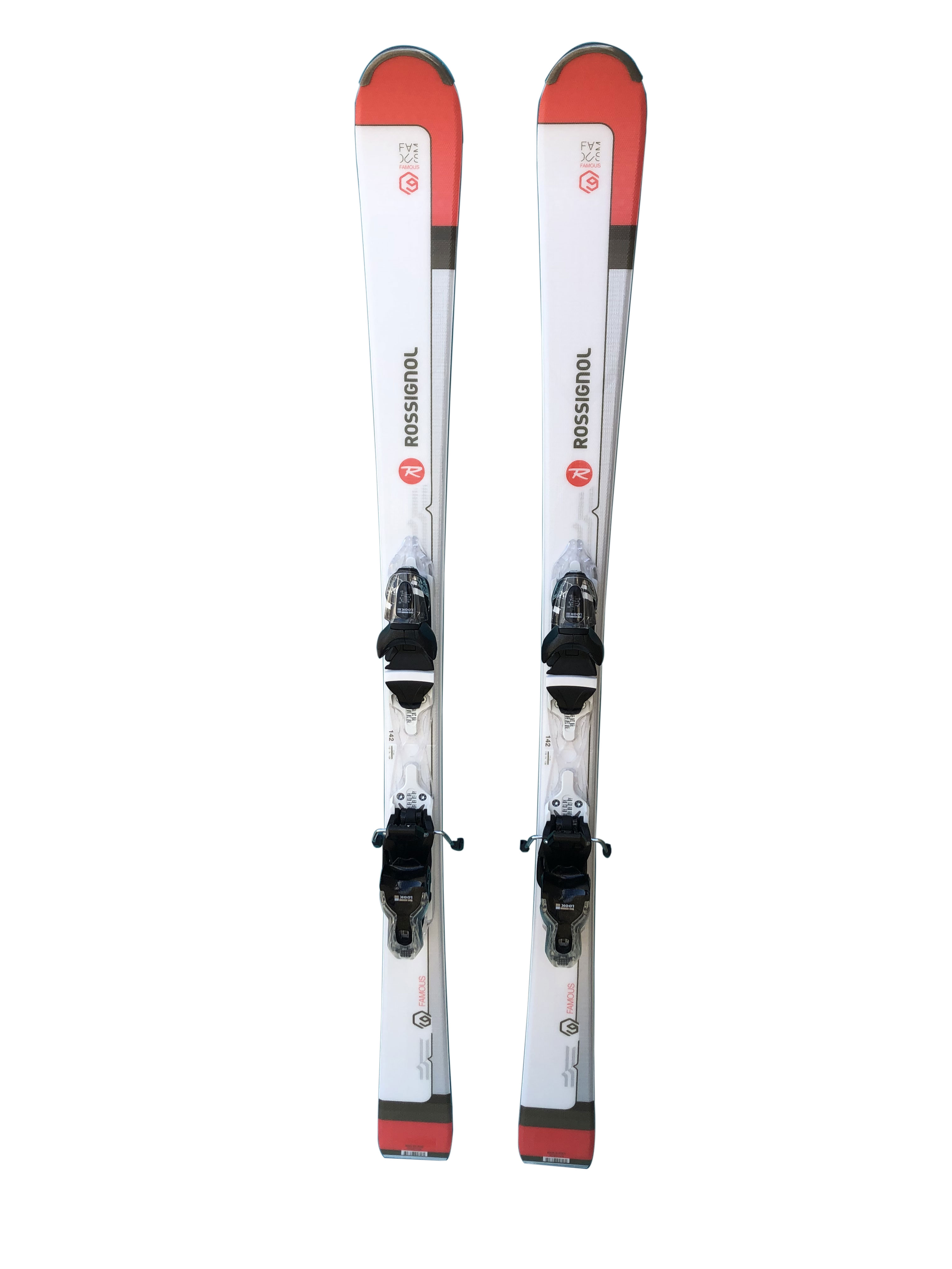 Rossignol Famous 9 2020 + Look Xpress10 Taille 142cm, 149cm