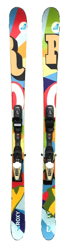 ski freeride occasion roxy red blue