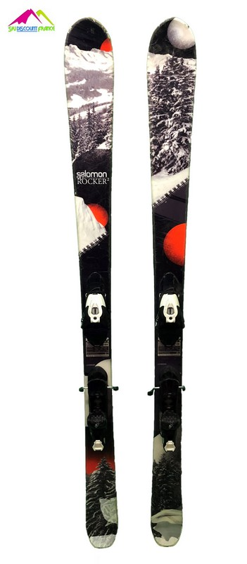 ski freeride occasion salomon rocker 90