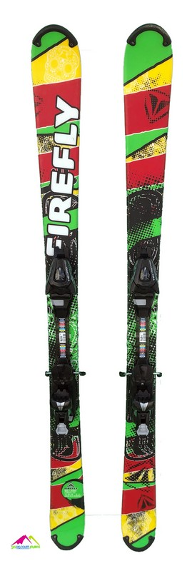 ski freestyle occasion firefly wallrider jamaique
