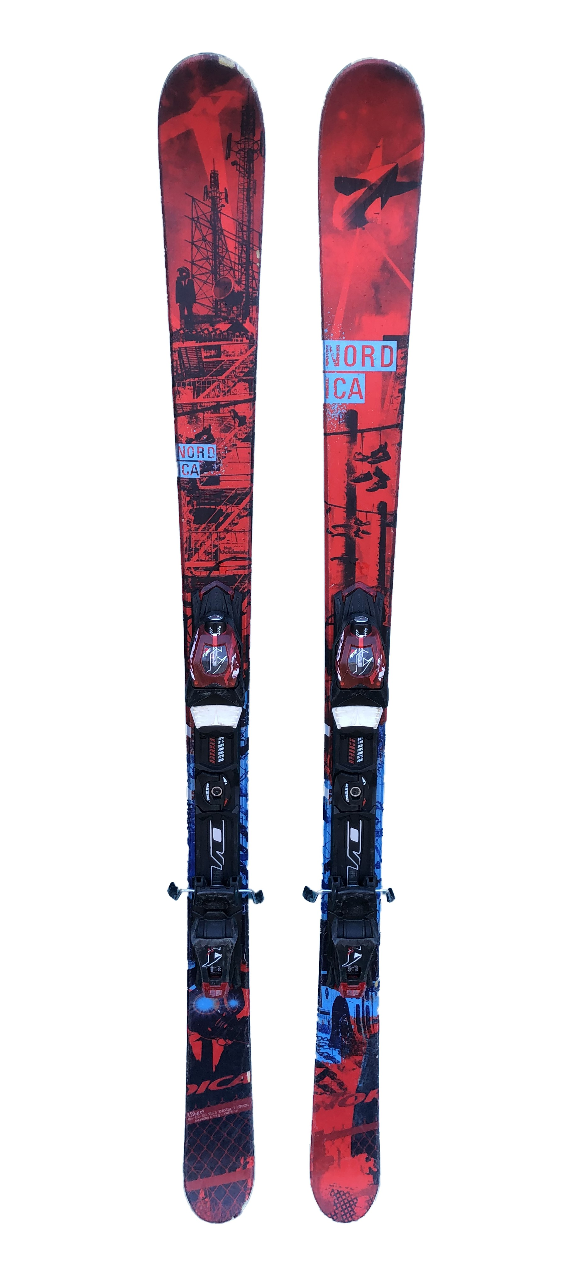ski freestyle occasion nordica energy carbon