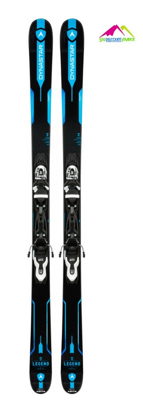 ski freestyle pas cher dynastar serial x press 2018 avec fix look xpress