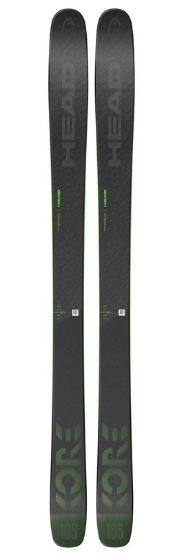ski head kore 105 grey 2021