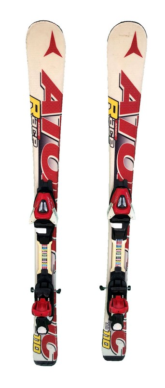 ski junior occasion atomic race r jaune