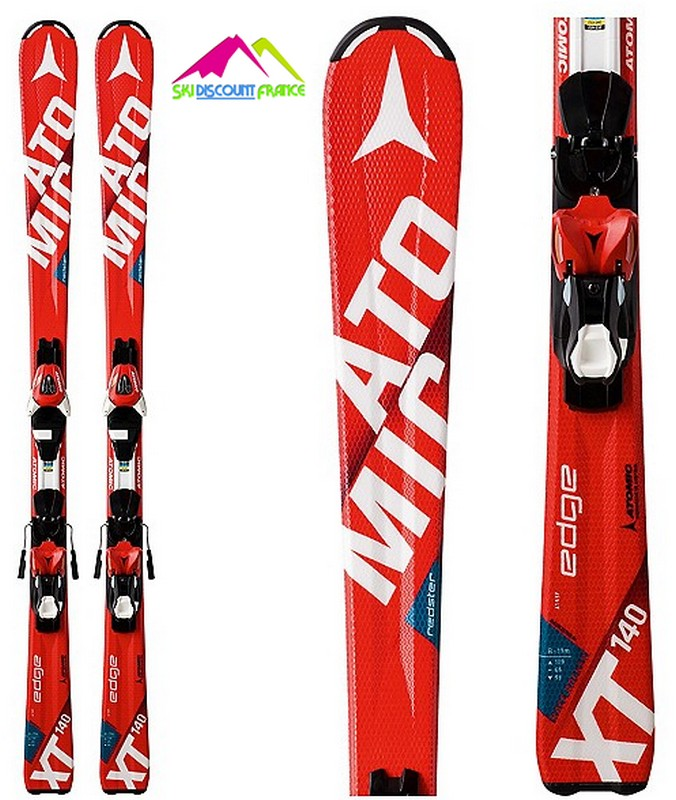 ski neuf junior competition pas cher atomic redster edge xt