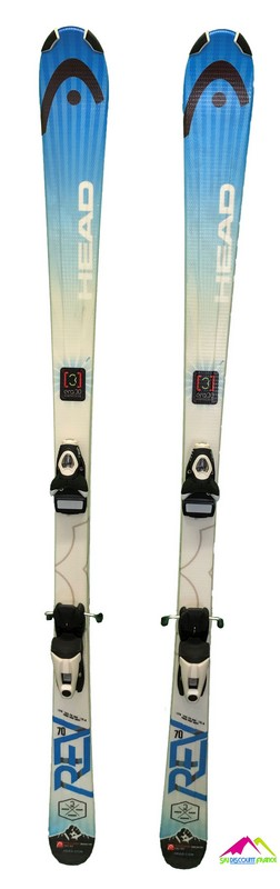 ski all mountain head rev 70 blue