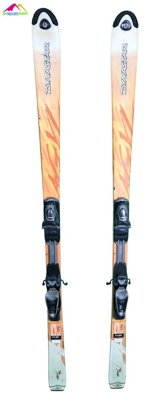 ski occasion dynastar agyl rl orange