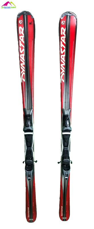 ski occasion dynastar contact sensor rouge