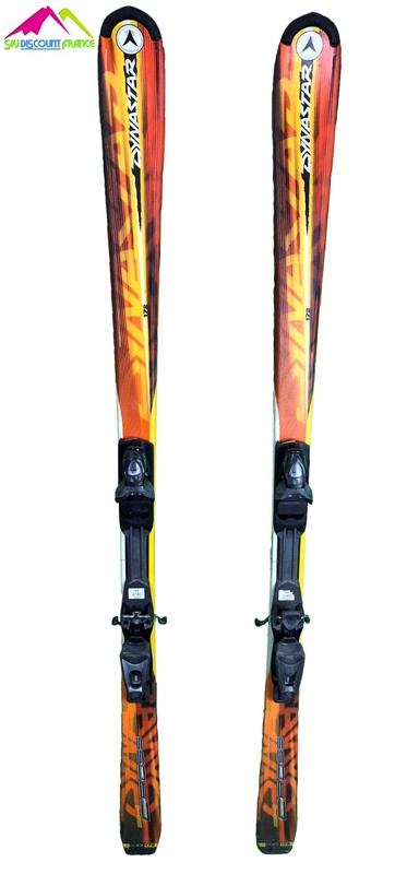 ski occasion dynastar skicross orange