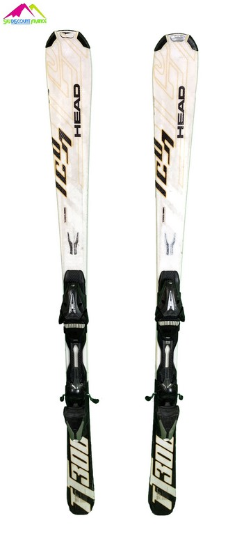 ski occasion head icon tt300 blanc