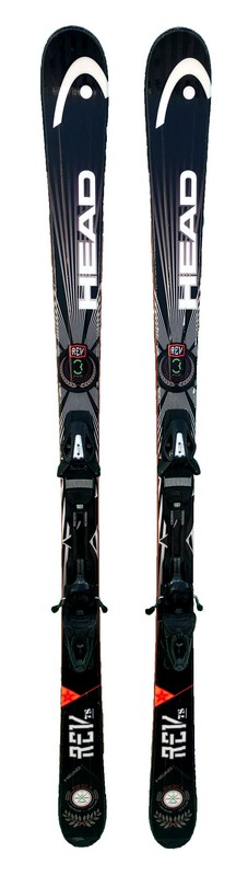 ski occasion all mountain head rev 75 black new
