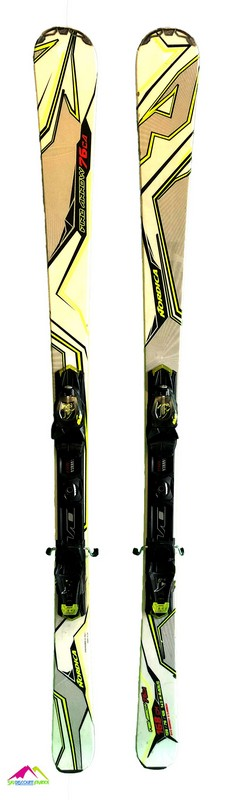 ski occasion nordica fire arrow 76ca