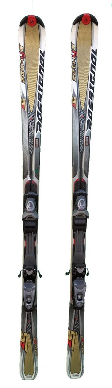 ski occasion pas cher rossignol zethys or