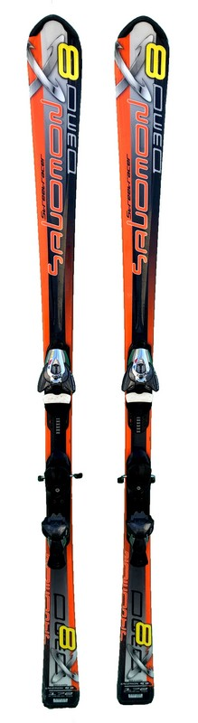 ski occasion salomon streetracer demo 8