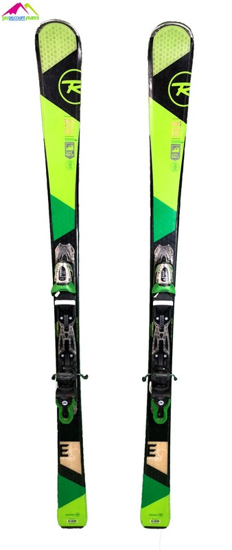 ski rossignol experience 80 test green