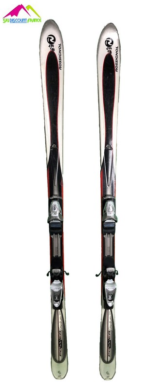 ski occasion rossignol power axium super black