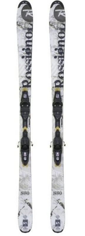 ski freeride occasion pas cher rossignol s80 army