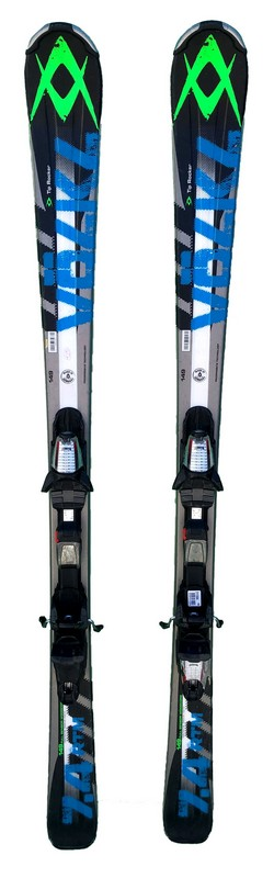 ski occasion volkl rtm 7.4 black blue