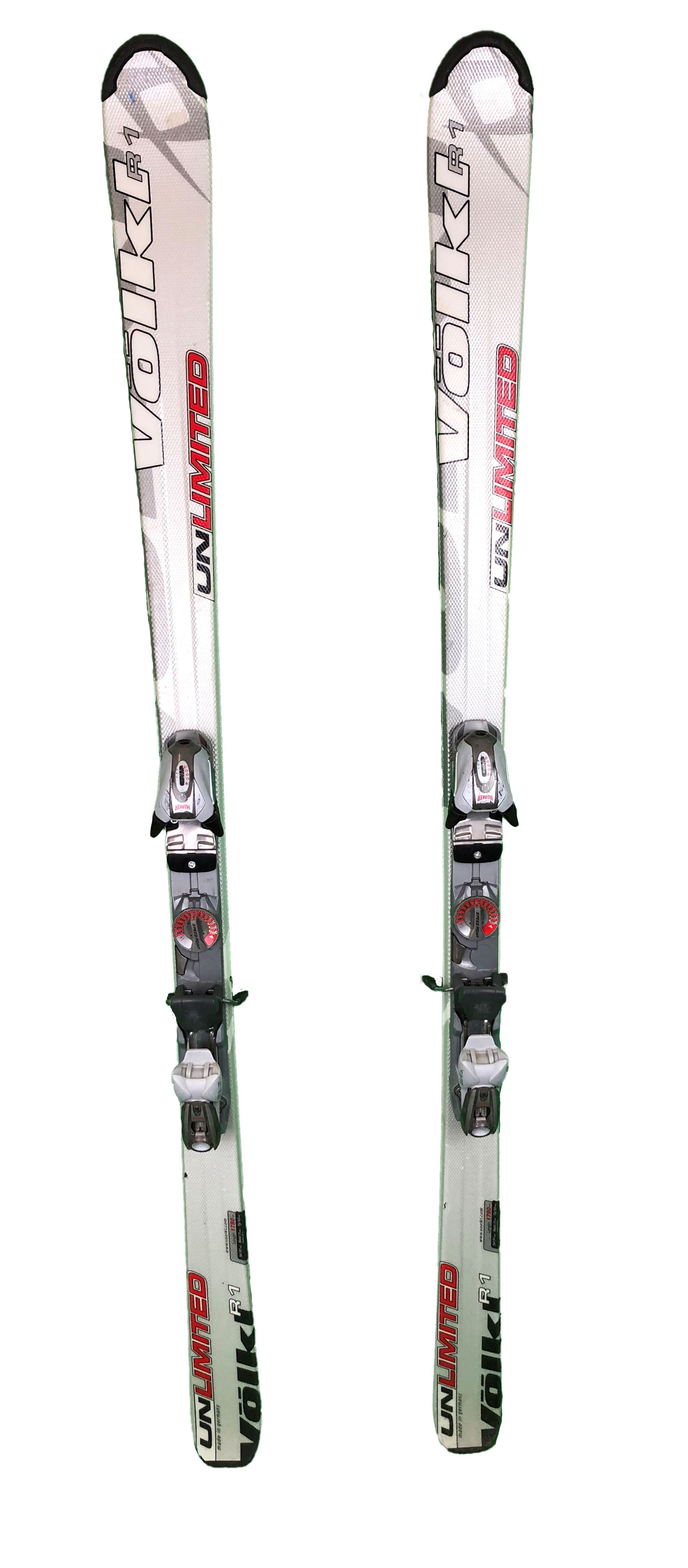 ski occasion volkl unlimited r1 gris