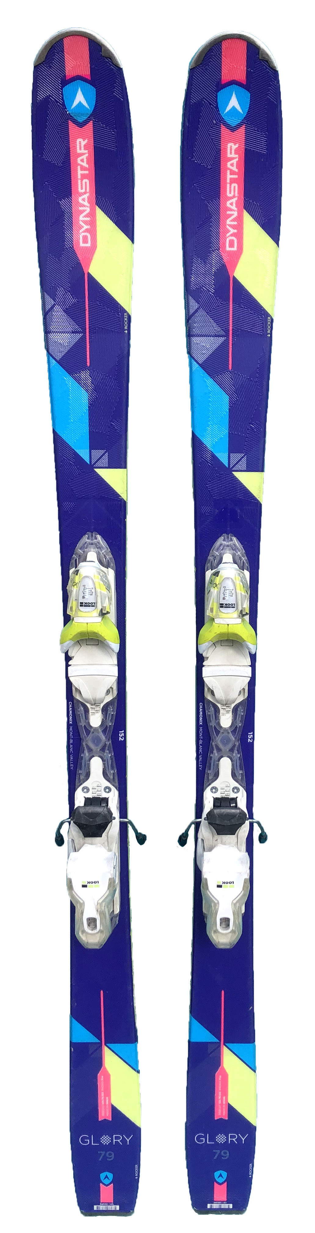 ski all mountain femme dynastar glory 79 occasion