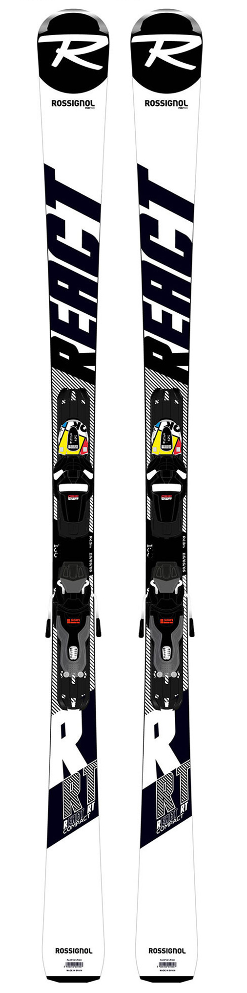 rossignol react rt compact 2021