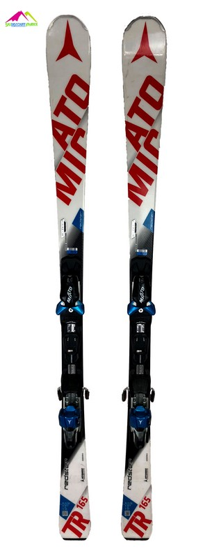 Ski Test Atomic redster tr 2018