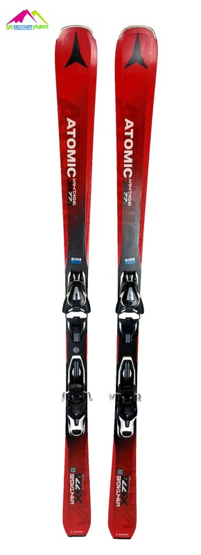 Ski Test Atomic vantage x77c 2018 test all mountain