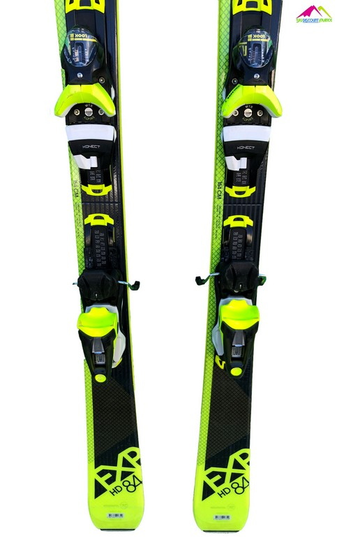 test rossignol experience 84 2018 pas cher