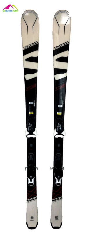 ski test salomon x max 6 2018