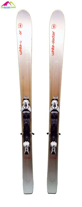 ski occasion pas cher white doctor ft10