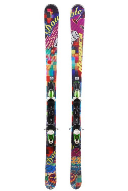 ski freestyle occasion nordica double six ink