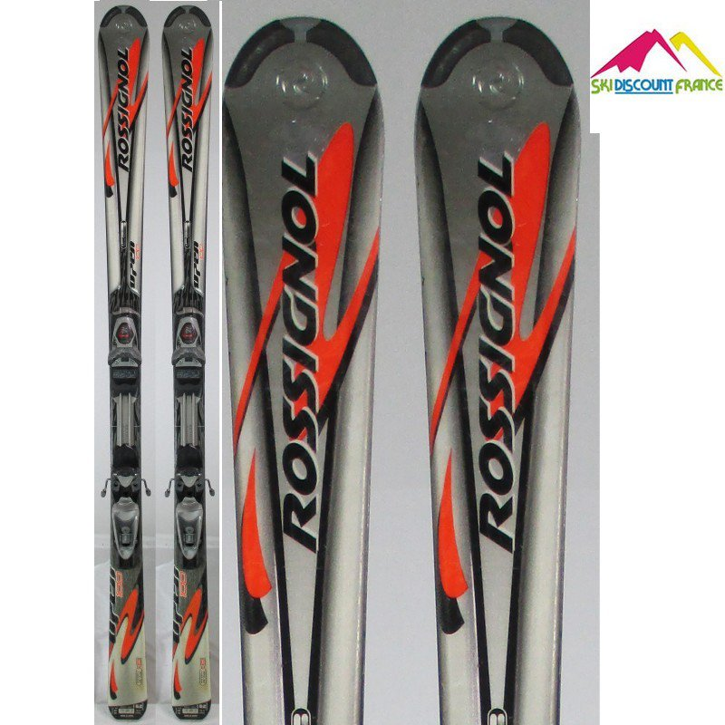 ski rossignol open 300 vert de 50 100 ski discount 34. Black Bedroom Furniture Sets. Home Design Ideas