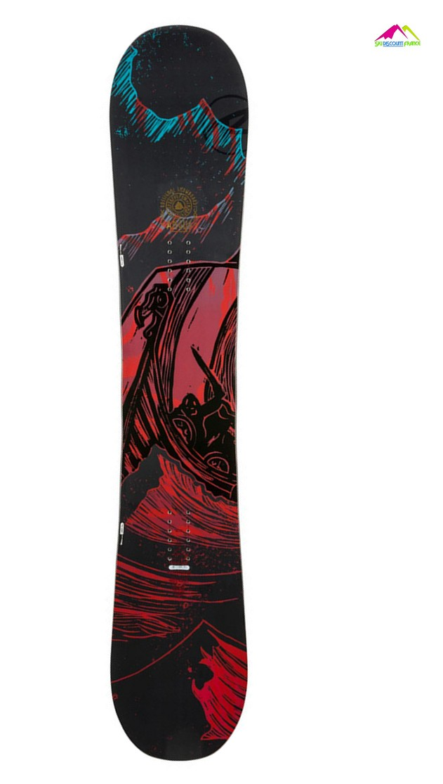 snowboard rossignol angus 2019