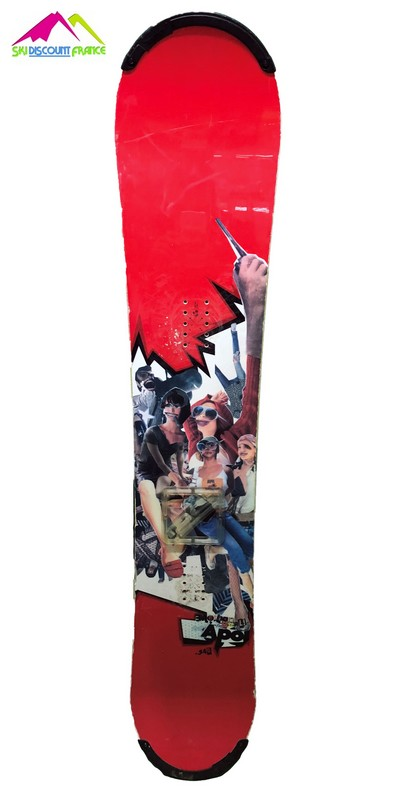 snowboard occasion pas cher apo rental red