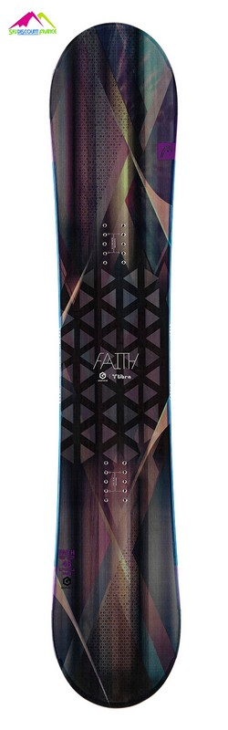 snowboard head faith 2018 neuf
