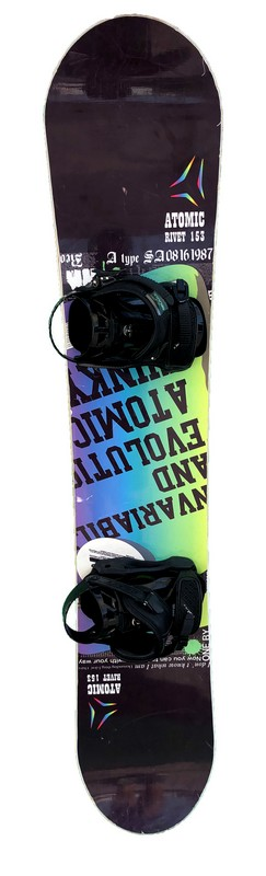 snowboard occasion atomic rivet