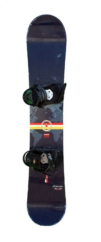 snowboard occasion pas cher crazy creek sonic trait rouge