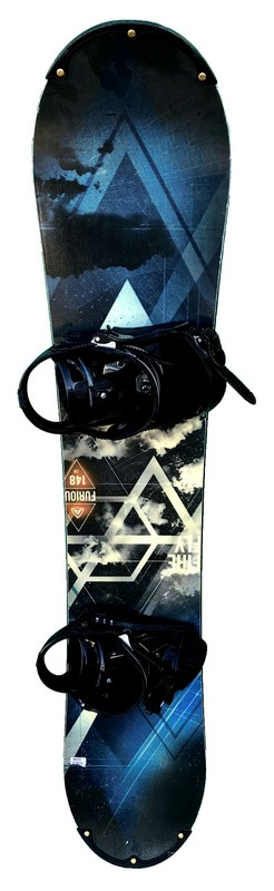 snowboard occasion firefly furiou