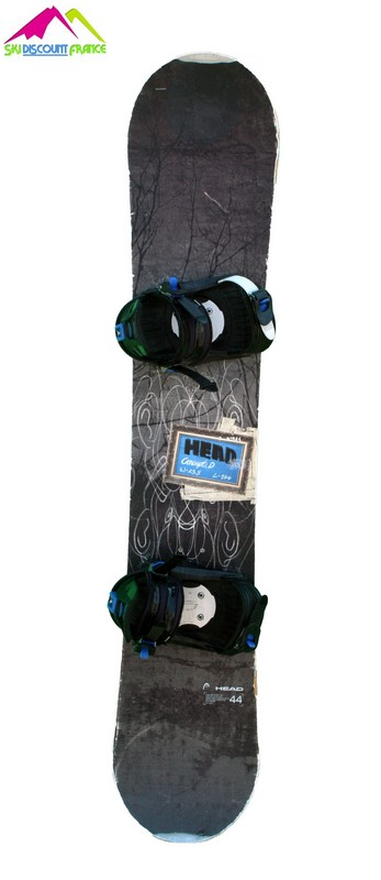 snowboard occasion head concept d blue black