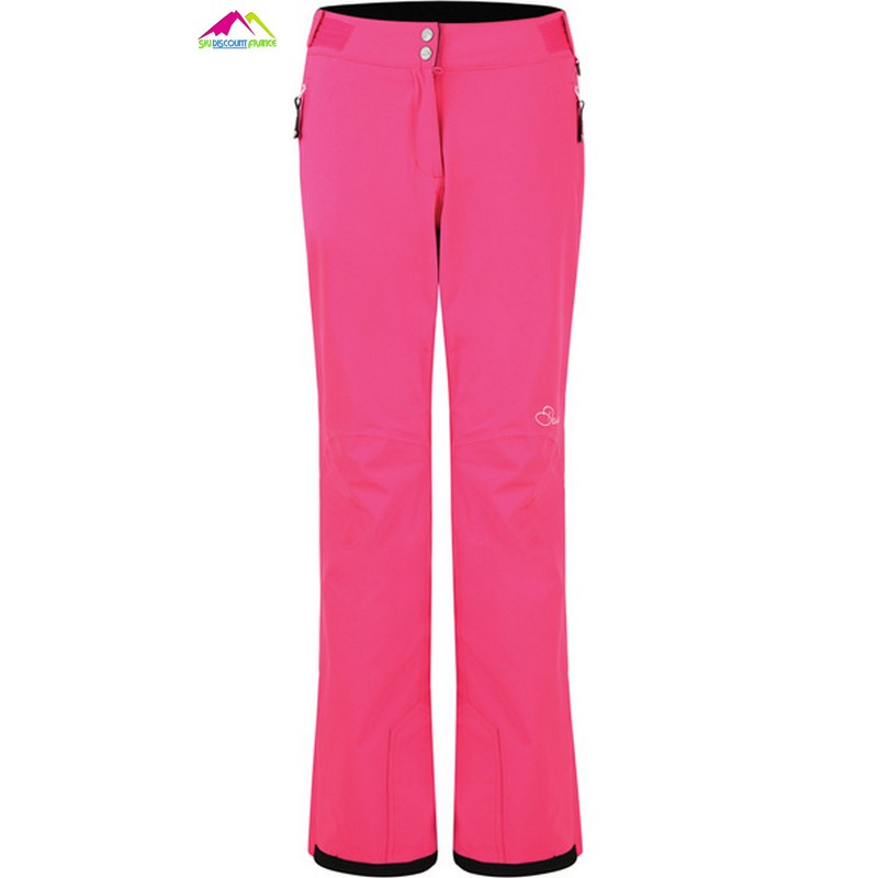 pantalon de ski femme chaud dare 2b stand for pant II 2019 luminous pink