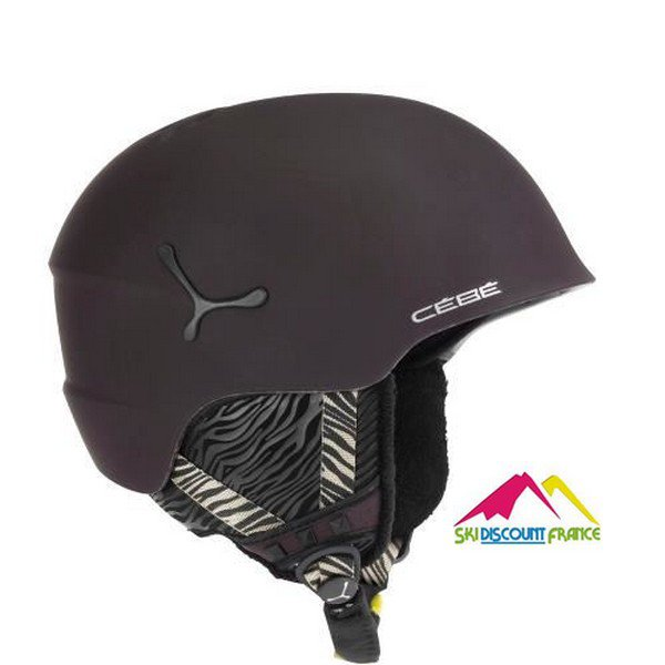 Casque de Ski Cébé Suspense Deluxe Matt Jungle