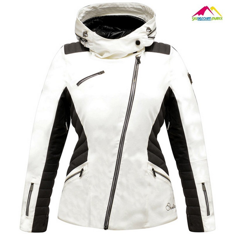 veste de ski dare 2b shade out jacket white