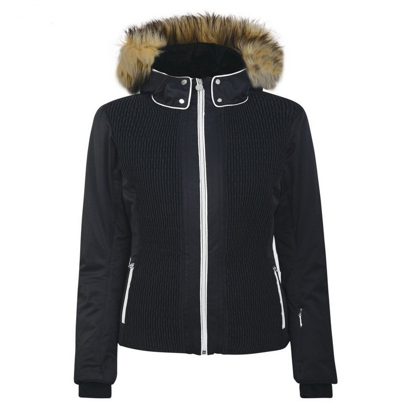 veste de ski femme dare 2b statement black