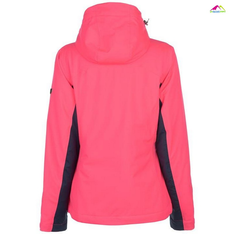 nevica meribel jkt woman fushia navy