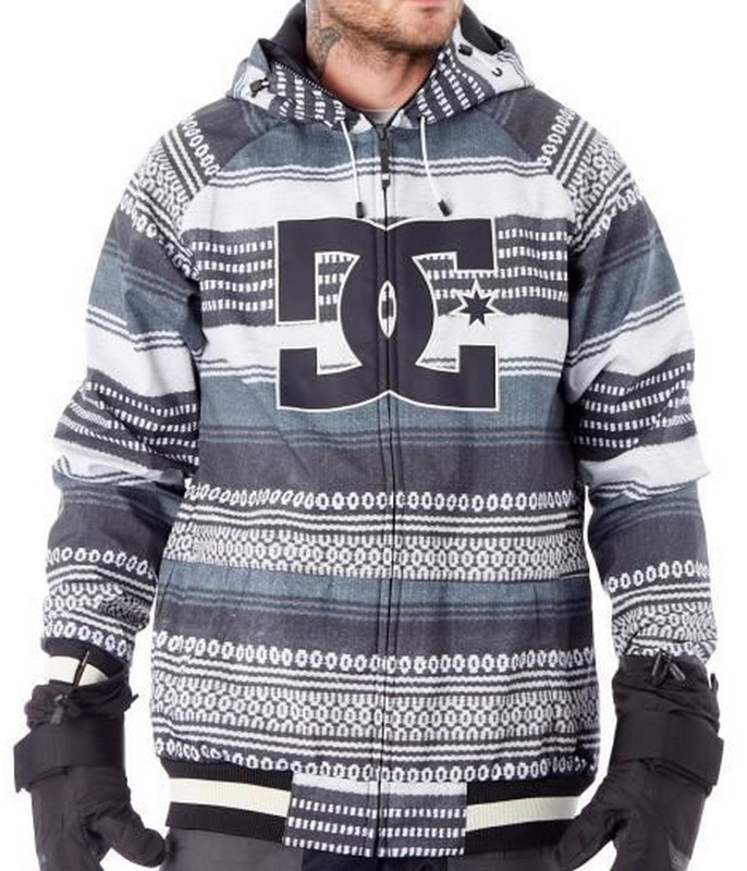 veste de snowboard dc shoes spectrum