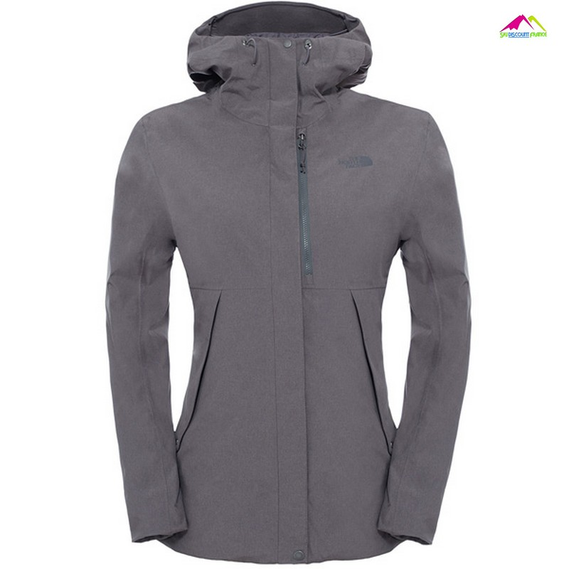 veste femme the north face torendo jacket w grey